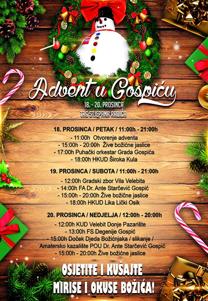 Advent_gospić